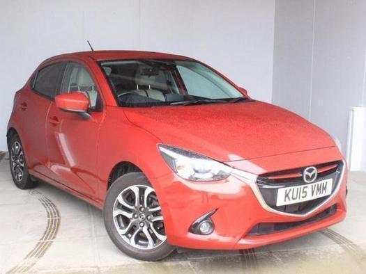 2015 Mazda 2 1.5 115 Sport Nav 5 door Petrol Hatchback