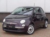 2013 Fiat 500 1.2 Lounge 3 door [Start Stop] Petrol Hatchback