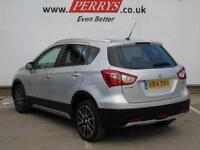 2014 Suzuki SX4 S-Cross 1.6 SZ5 5 door CVT Petrol Hatchback