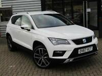 2018 SEAT Ateca 1.4 EcoTSI Xcellence 5 door Petrol Estate