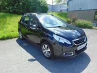 2016 Peugeot 2008 1.6 BlueHDi 100 Active 5 door [Non Start Stop] Diesel Estate