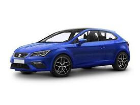 2018 SEAT Leon SC 1.4 TSI 125 FR Technology 3 door Petrol Coupe