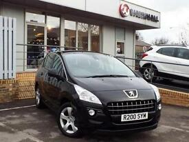 2012 Peugeot 3008 1.6 HDi 112 Active 5 door Diesel Estate