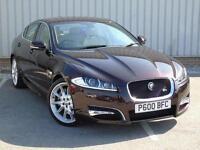 2013 Jaguar XF 3.0d V6 S Premium Luxury 4 door Auto [Start Stop] Diesel Saloon