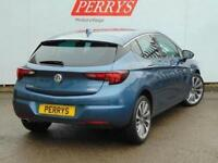 2017 Vauxhall Astra 1.6 CDTi Bi-Turbo 16V 160 Elite Nav 5 door Diesel Hatchback