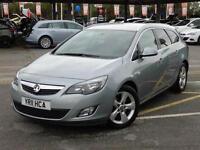 2011 Vauxhall Astra 1.7 CDTi 16V ecoFLEX SRi 5 door Diesel Estate