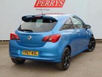 2017 Vauxhall Corsa 1.4 Limited Edition 3 door Petrol Hatchback