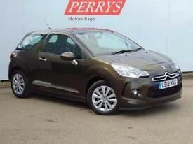 2013 Citroen DS3 1.2 VTi DSign 3 door Petrol Hatchback