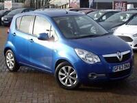 2013 Vauxhall Agila 1.2 VVT SE 5 door Auto Petrol Hatchback