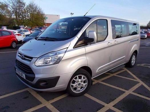 2015 Ford Transit Minibus Tourneo 9 Seater Diesel Van