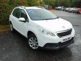 2014 Peugeot 2008 1.2 VTi Access+ 5 door Petrol Estate