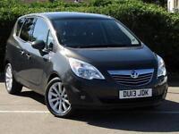 2013 Vauxhall Meriva 1.4T 16V [140] SE 5 door Petrol Estate