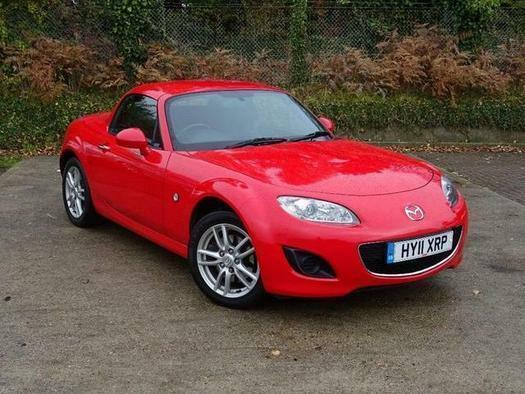 2011 Mazda MX-5 2.0i SE 2 door Petrol Convertible
