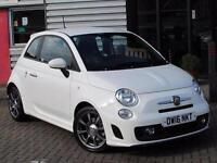 2016 Abarth 595 1.4 T-Jet 140 3 door Petrol Hatchback