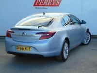 2016 Vauxhall Insignia 1.6 CDTi ecoFLEX Tech Line 5 door [Start Stop] Diesel Hat