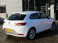 2017 SEAT Leon SC 1.4 EcoTSI 150 FR Technology 3 door Petrol Coupe