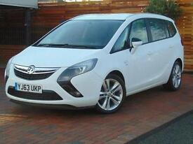 2013 Vauxhall Zafira Tourer 2.0 CDTi [165] SRi 5 door Auto Diesel Estate