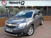 2012 Chevrolet Orlando 1.8 LT 5 door Petrol People Carrier