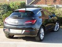 2012 Vauxhall Astra GTC 2.0 CDTi 16V SRi 3 door Auto Diesel COUPE