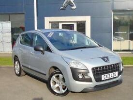 2013 Peugeot 3008 1.6 HDi 112 Active II 5 door Diesel Estate
