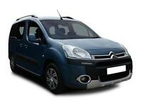 2017 Citroen Berlingo Multispace 1.6 VTi 95 Feel 5 door Petrol People Carrier