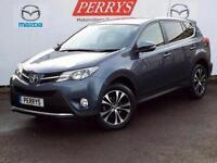2014 Toyota RAV4 2.0 D-4D Icon 5 door Diesel Estate