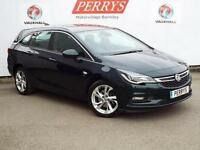 2016 Vauxhall Astra 1.6 CDTi 16V 136 SRi Nav 5 door Diesel Estate