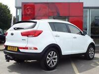 2015 Kia Sportage 1.7 CRDi ISG 2 5 door Diesel Estate