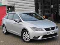 2014 SEAT Leon ST 1.4 TSI 125 SE 5 door [Technology Pack] Petrol Estate