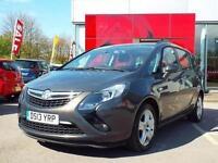 2013 Vauxhall Zafira Tourer 1.8i Exclusiv 5 door Petrol Estate
