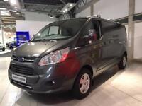 Ford Transit Custom 2.0 TDCi 130ps Low Roof Limited Van Diesel
