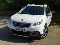 2014 Peugeot 2008 1.6 e-HDi Allure 5 door Diesel Estate