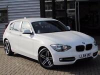2014 BMW 1-Series 116i Sport 5 door Petrol Hatchback