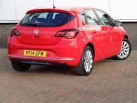 2014 Vauxhall Astra 1.6i 16V Elite 5 door Petrol Hatchback