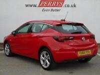 2016 Vauxhall Astra 1.4i 16V SRi 5 door Petrol Hatchback