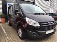 Ford Transit Custom 2.0 TDCi 130ps Low Roof Limited Van Diesel