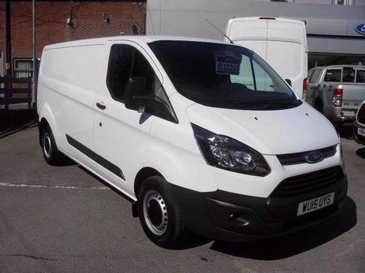 2015 Ford Transit Custom 2.2 TDCi 125ps Low Roof Van Diesel