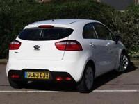 2014 Kia Rio 1.4 2 5 door Auto Petrol Hatchback