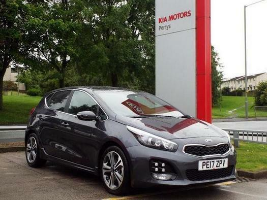 2017 kia ceed 1 6 crdi isg gt line 5 door dct diesel hatchback in burnley lancashire gumtree. Black Bedroom Furniture Sets. Home Design Ideas