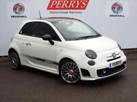 2013 Abarth 500 1.4 16V T-Jet 3 door Petrol Hatchback