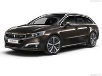 2016 Peugeot 508 SW 1.6 BlueHDi 120 Active 5 door Auto Diesel Estate