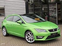 2016 SEAT Leon SC 2.0 TDI FR 3 door DSG [Technology Pack] Diesel Coupe