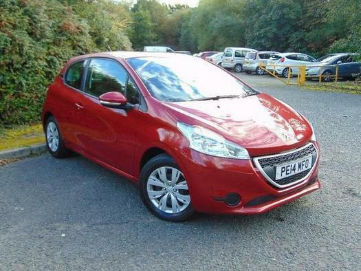 2014 Peugeot 208 1.0 VTi Access+ 3 door Petrol Hatchback
