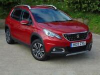 2017 Peugeot 2008 1.2 PureTech Allure 5 door Petrol Estate