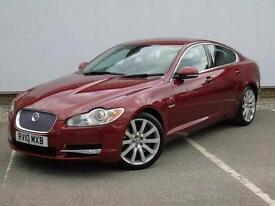 2010 Jaguar XF 3.0d V6 Luxury 4 door Auto Diesel Saloon