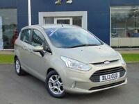 2013 Ford B-MAX 1.4 Zetec 5 door Petrol Hatchback