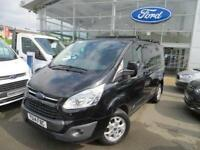 2014 Ford Transit Custom 2.2 TDCi 155ps Low Roof D/Cab Limited Van Diesel