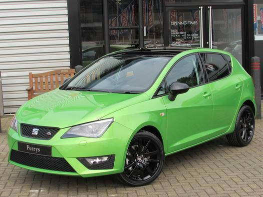2016 seat ibiza 1 2 tsi 110 fr technology 5 door petrol hatchback in aylesbury. Black Bedroom Furniture Sets. Home Design Ideas