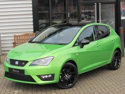 2016 seat ibiza 1 2 tsi 110 fr technology 5 door petrol. Black Bedroom Furniture Sets. Home Design Ideas
