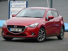 2015 Mazda 2 1.5 Sport Black 5 door Petrol Hatchback